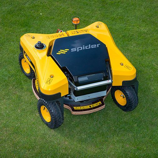 Spider Slope Mower